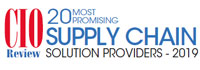 Top 20 Supply Chain Solution Companies - 2019