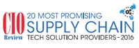 20 Most Promising Supply Chain Technology Solution Providers 2016